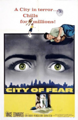 City of Fear 1959 DVD- Vince Edwards / Lyle Talbot
